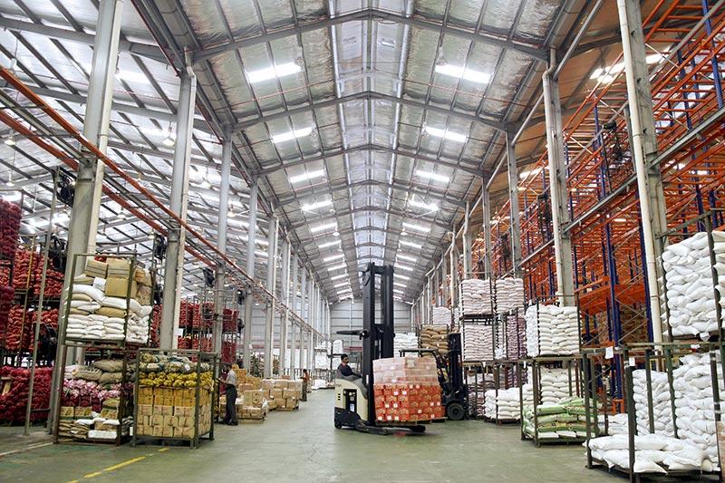 Warehouse 4